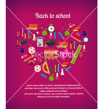 Free back to school vector - Kostenloses vector #227129