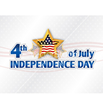 Free 4th of july background vector - Free vector #227149