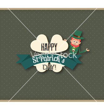 Free st patricks day vector - Kostenloses vector #227439