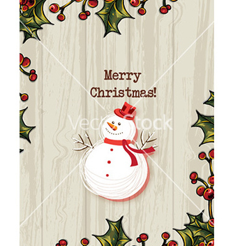 Free christmas vector - Free vector #227989