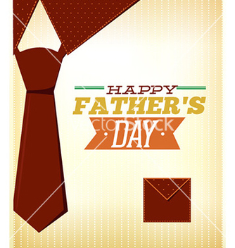 Free fathers day vector - Free vector #228439