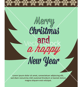 Free happy new year vector - vector gratuit #228529