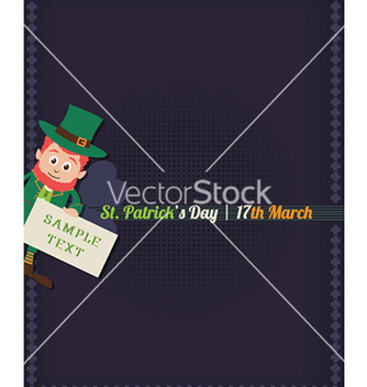 Free st patricks day vector - Kostenloses vector #228649
