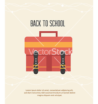 Free back to school vector - Free vector #228739
