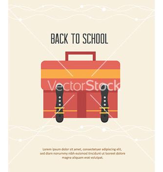 Free back to school vector - Kostenloses vector #228739