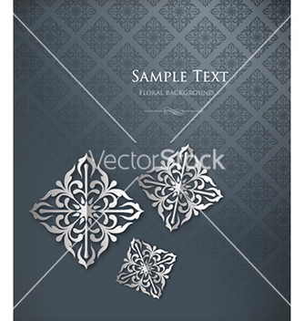 Free floral background vector - Kostenloses vector #228949