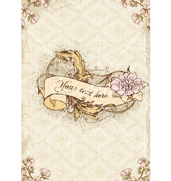 Free vintage scroll vector - Free vector #229629