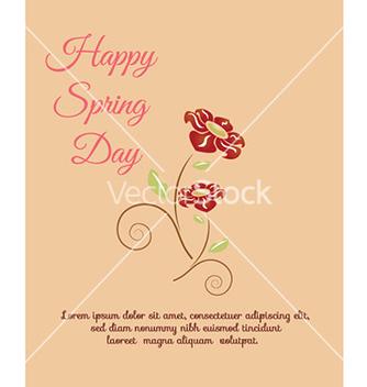 Free spring vector - Kostenloses vector #229869