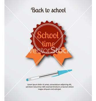 Free back to school vector - Kostenloses vector #229909