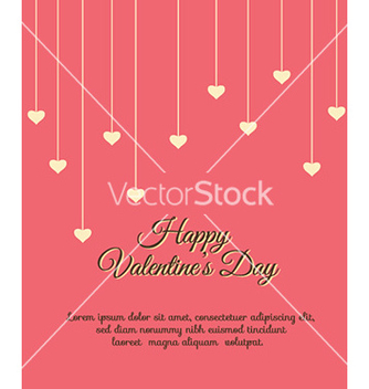 Free happy valentines day vector - Free vector #230189