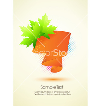Free abstract banner vector - vector gratuit #230209