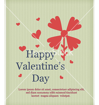 Free happy valentines day vector - vector #230809 gratis
