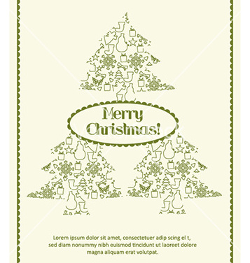 Free christmas vector - Free vector #231229