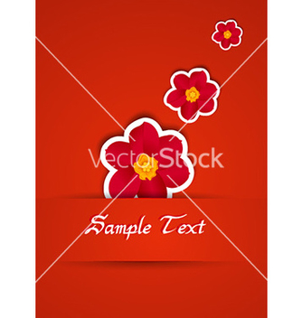 Free colorful flowers vector - Free vector #231339