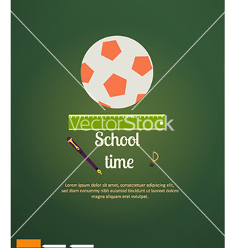 Free back to school vector - Kostenloses vector #231349