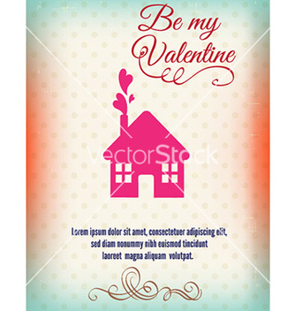 Free happy valentines day vector - Free vector #231889