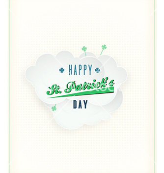 Free st patricks day vector - Free vector #231959