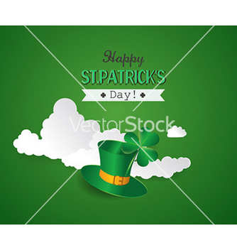Free st patricks day vector - Kostenloses vector #232309