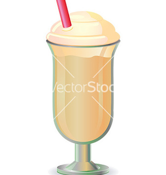 Free milkshake design vector - vector #232919 gratis