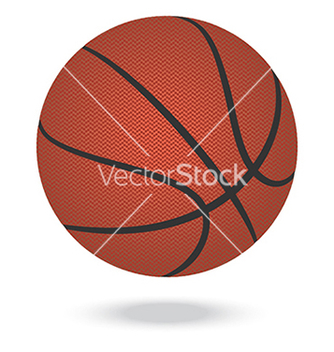 Free basketball vector - бесплатный vector #233509
