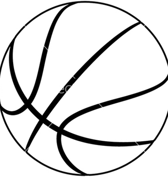 Free basketball vector - бесплатный vector #233559