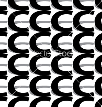 Free pattern letter c vector - Free vector #234399