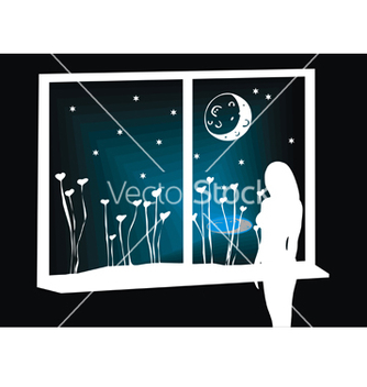 Free night vector - Free vector #234459