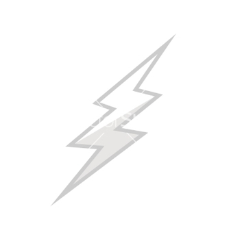 Free lightning bolt vector - бесплатный vector #235329