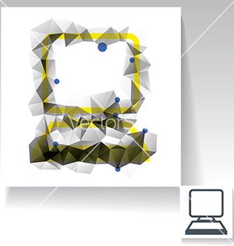 Free computer symbol vector - Free vector #235389