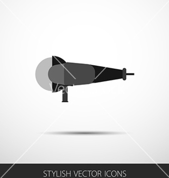 Free grinder in a flat style with shadow vector - vector #236159 gratis