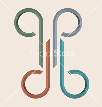 Free abstract simple graphic sign for design vector - Kostenloses vector #236989