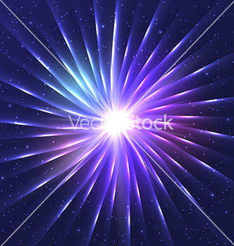 Free abstract neon shining star vector - Free vector #237129