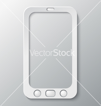 Free design element phone vector - Free vector #237889