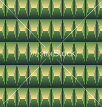 Free green geometric pattern seamless vector - Free vector #238089