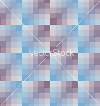 Free seamless pattern geometric squares vector - Free vector #238119
