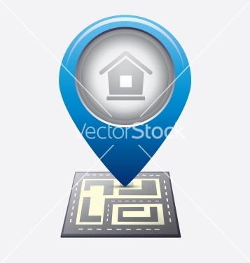 Free city map vector - Free vector #238549