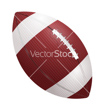 Free rugby ball vector - бесплатный vector #238889