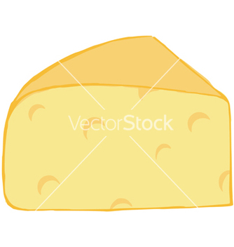 Free cheese vector - vector gratuit #238909