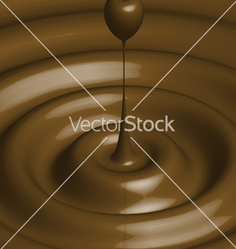 Free chocolate ripple vector - Free vector #238979