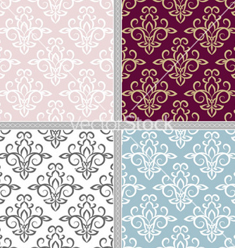 Free summer ethnic seamless pattern vector - Free vector #239839