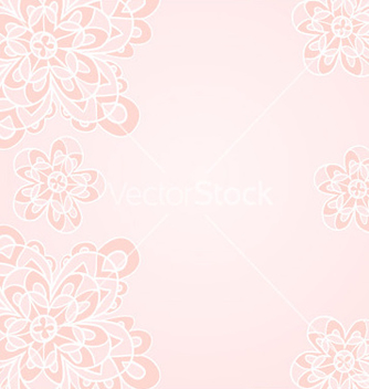 Free light creamy floral ethnic background vector - Free vector #239869