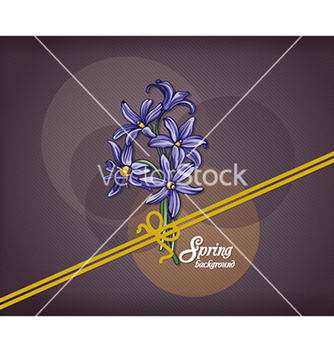 Free floral background vector - Kostenloses vector #240239