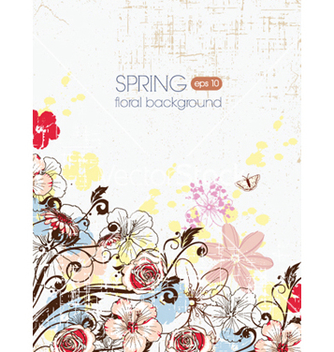 Free spring vector - Free vector #241269