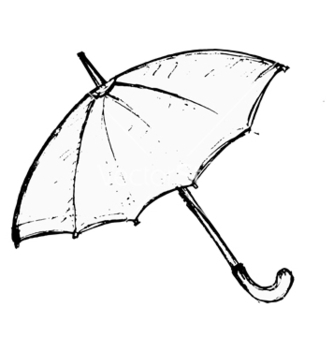 Free umbrella vector - vector gratuit #242219