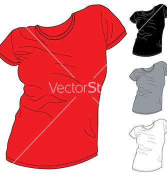 Free shirt pack 2 vector - vector #242389 gratis