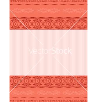 Free vintage invitation vector - Free vector #242779