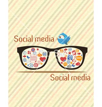 Free social media vector - Kostenloses vector #243419