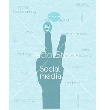 Free social media vector - Kostenloses vector #243729