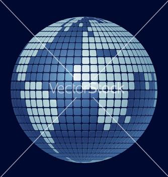 Free globe vector - Free vector #244429