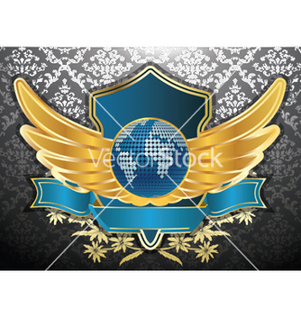 Free vintage emblem vector - Free vector #244599